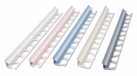 FÇIP12 - 12 mm PVC İç Köşe Fayans Çıtası