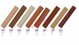 GPRP30 - 30 mm PVC Kaplamalı Geçiş Profili