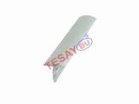 GPRT10 - 10 mm Alüm. Bombeli T Profili