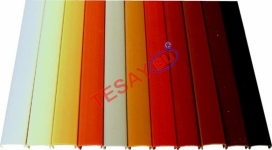 UP-16 / UP-18 / Düz Renk U Profilleri